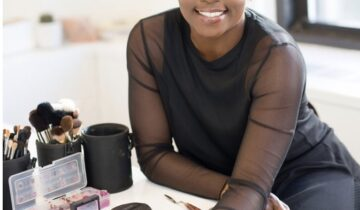 Sisi Nike African American Bridal Makeup Artist NYC NJ