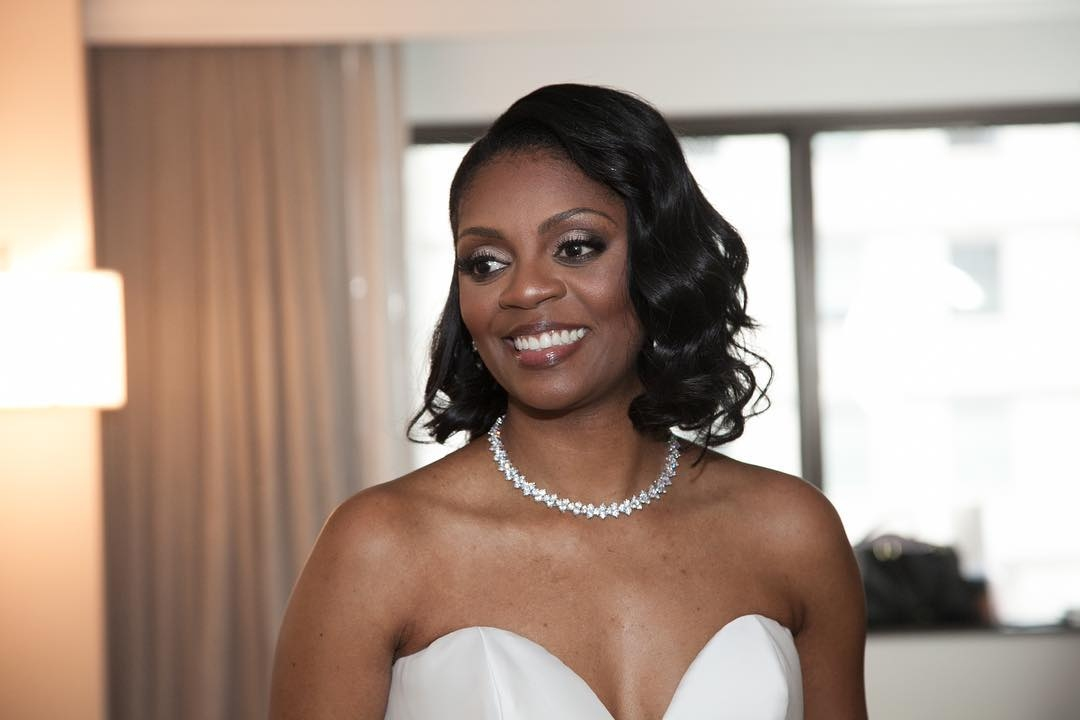 Jennifer Thorpe Beauty Black Bridal Makeup Artist Washington DC