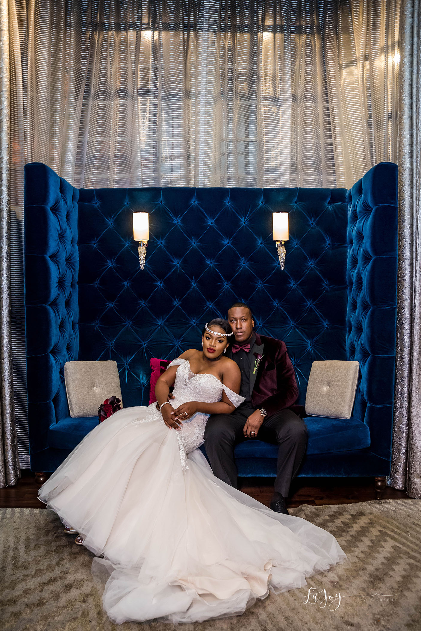LaJoy African American and Multicultural Wedding Photography Atlanta Georgia