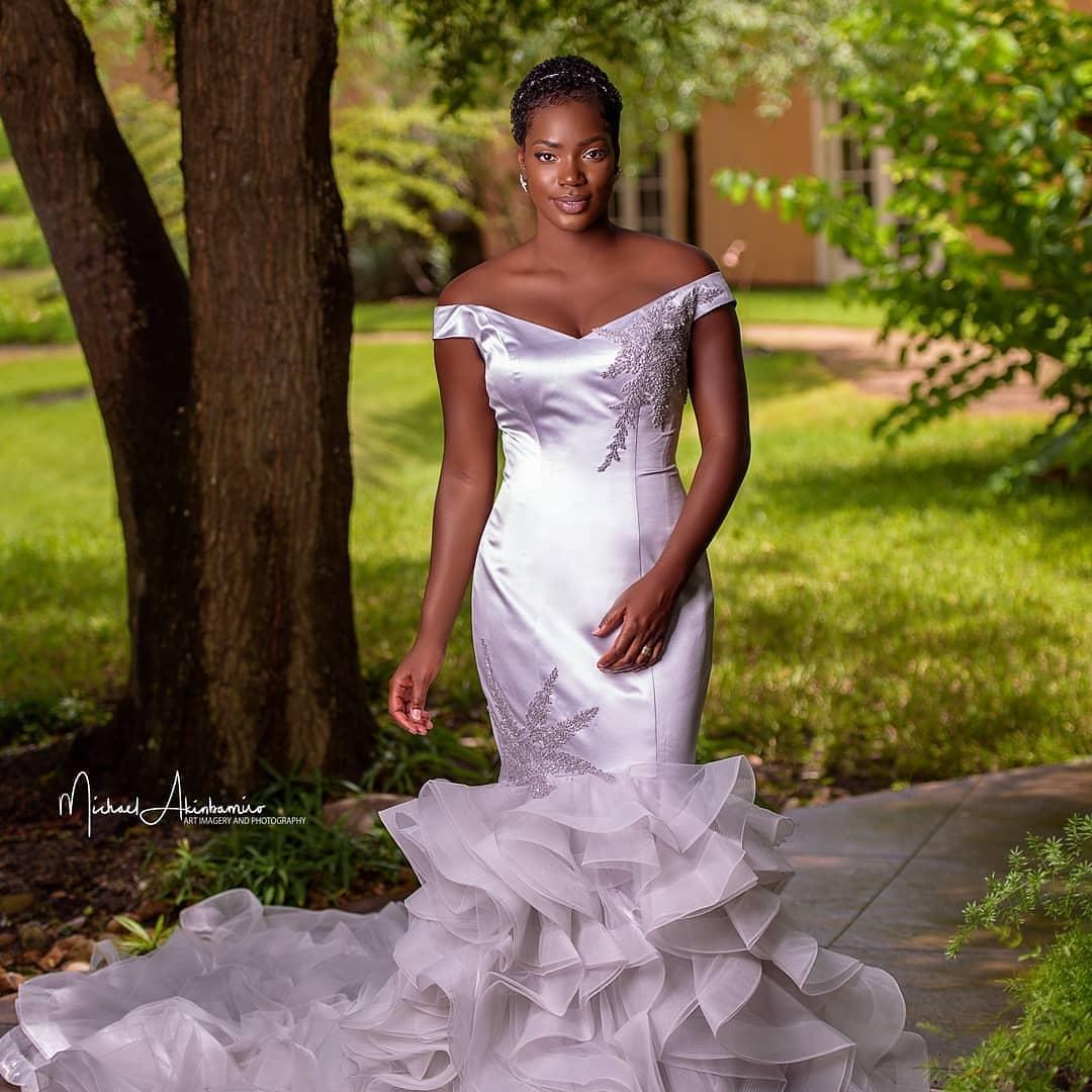 Michael Akinbamiro Imagery Houston Black Wedding Photographer