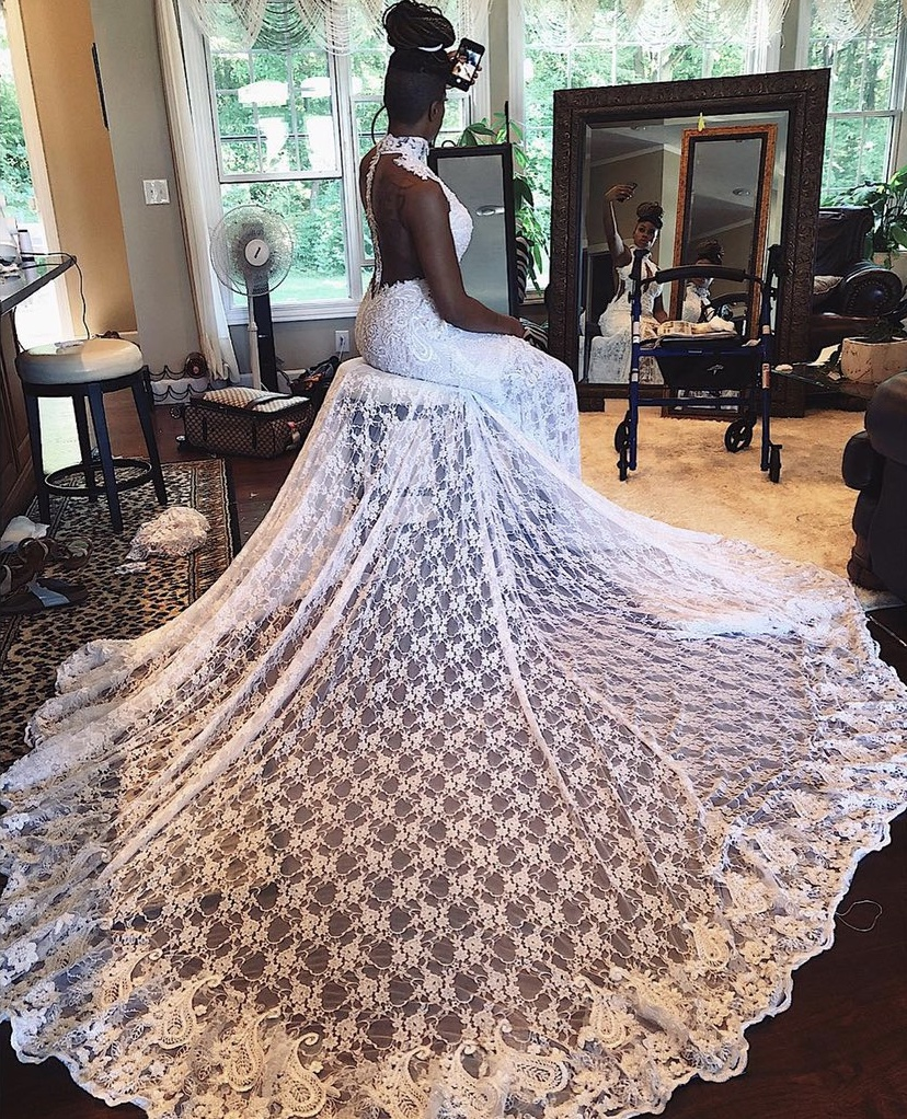 Mimmy Yeboah Black Ghanaian African American Bridal Fashion Designer New York
