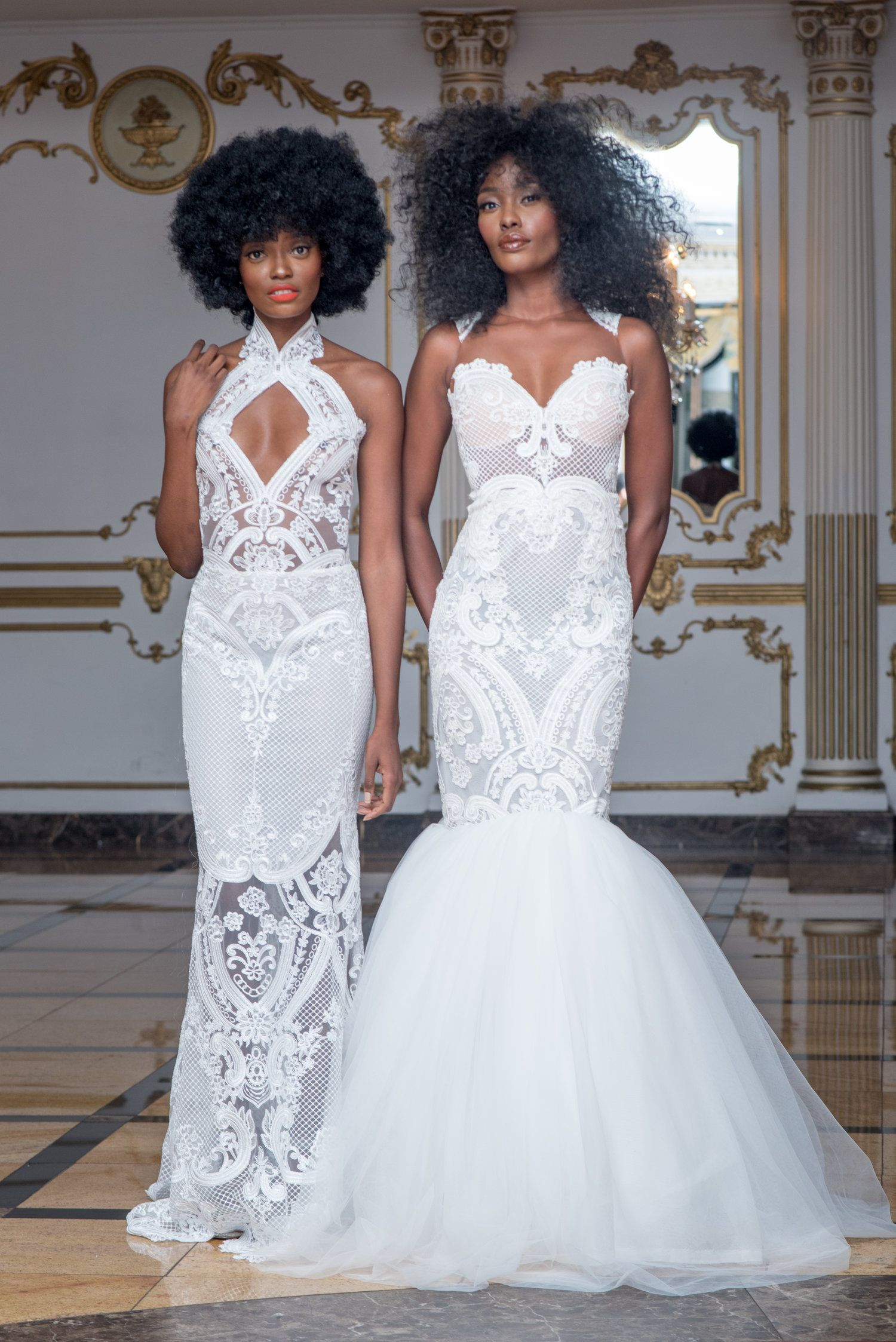 Pantora Bridal Custom Bridal Wear Designer Owner Brooklyn New York Afro Caribbean Wedding