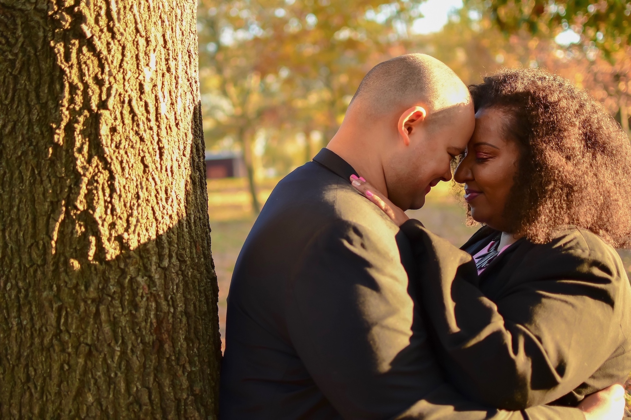 Princess and Andy's Engagement Photos