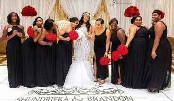 Rachael Mills Engagement and Bridal Wear Fashion Designer LA, NOLA for Black Brides