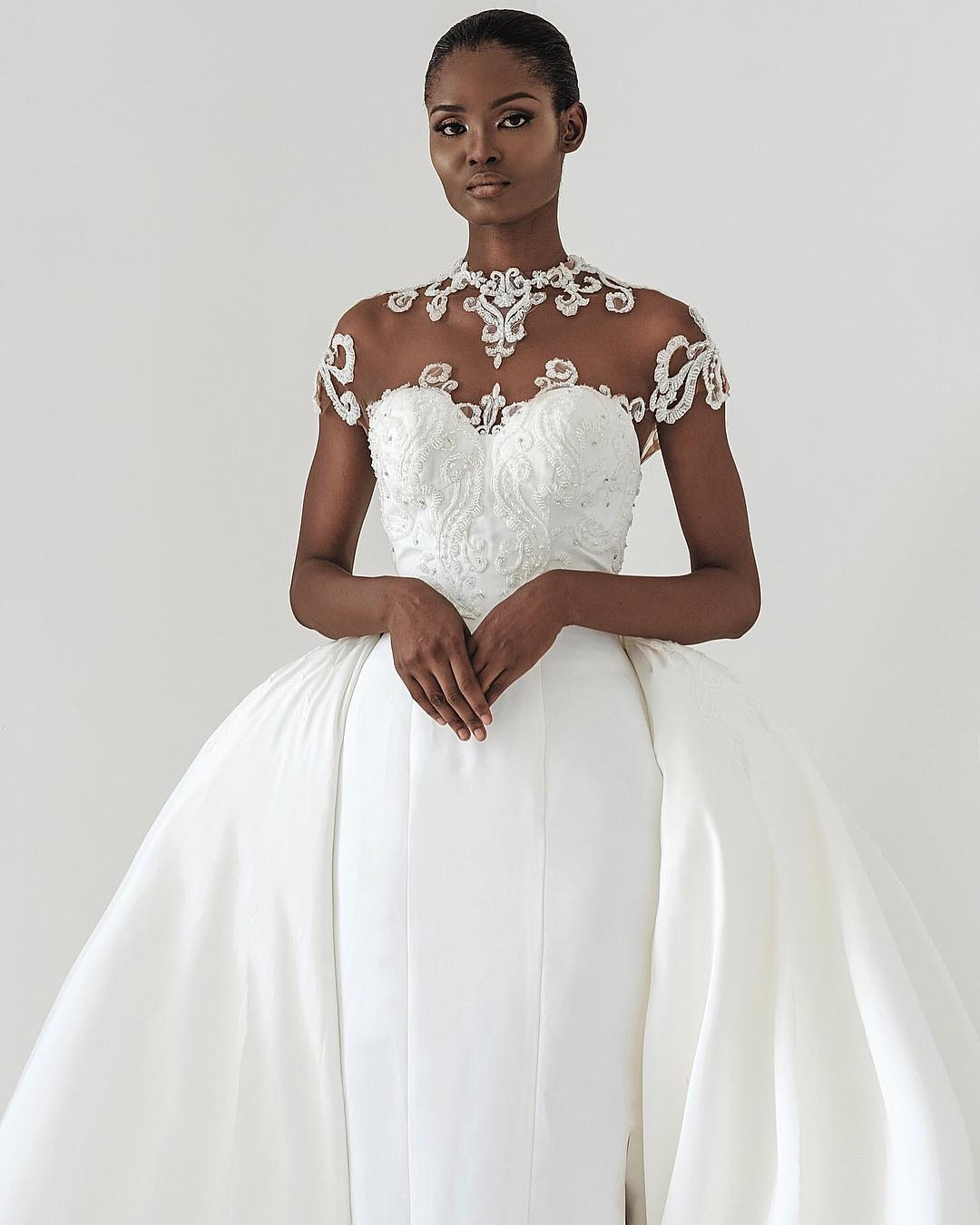 Andrea Iyamah Bridals Fashion and Wedding Dress Designer Toronto