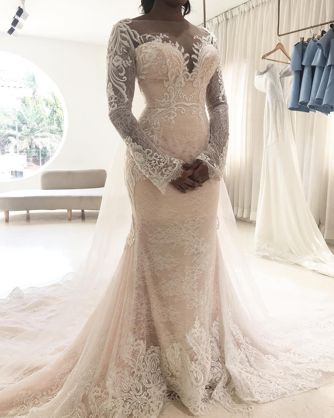 Andrea Iyamah Bridals Fashion and Wedding Dress Designer Toronto