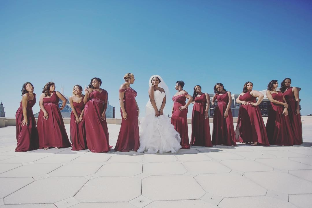 IMG Artistry African American Wedding Photographer Houston