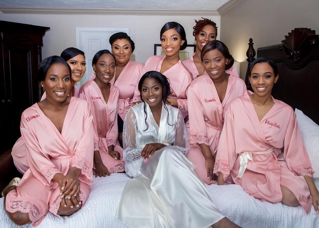 Joie de Vie African American Weddings & Events Planner Florida
