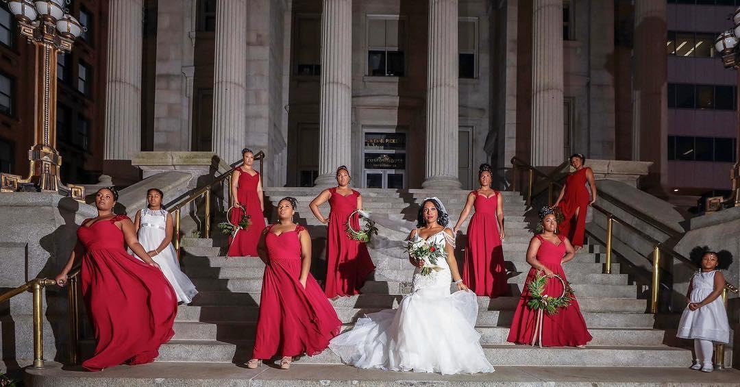 Keith Cephus Wedding Photography Virginia