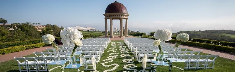 The Resort at Pelican Hill Wedding Venue Newport Beach California