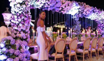 Panache Style Luxury Wedding and Floral Designer Florida