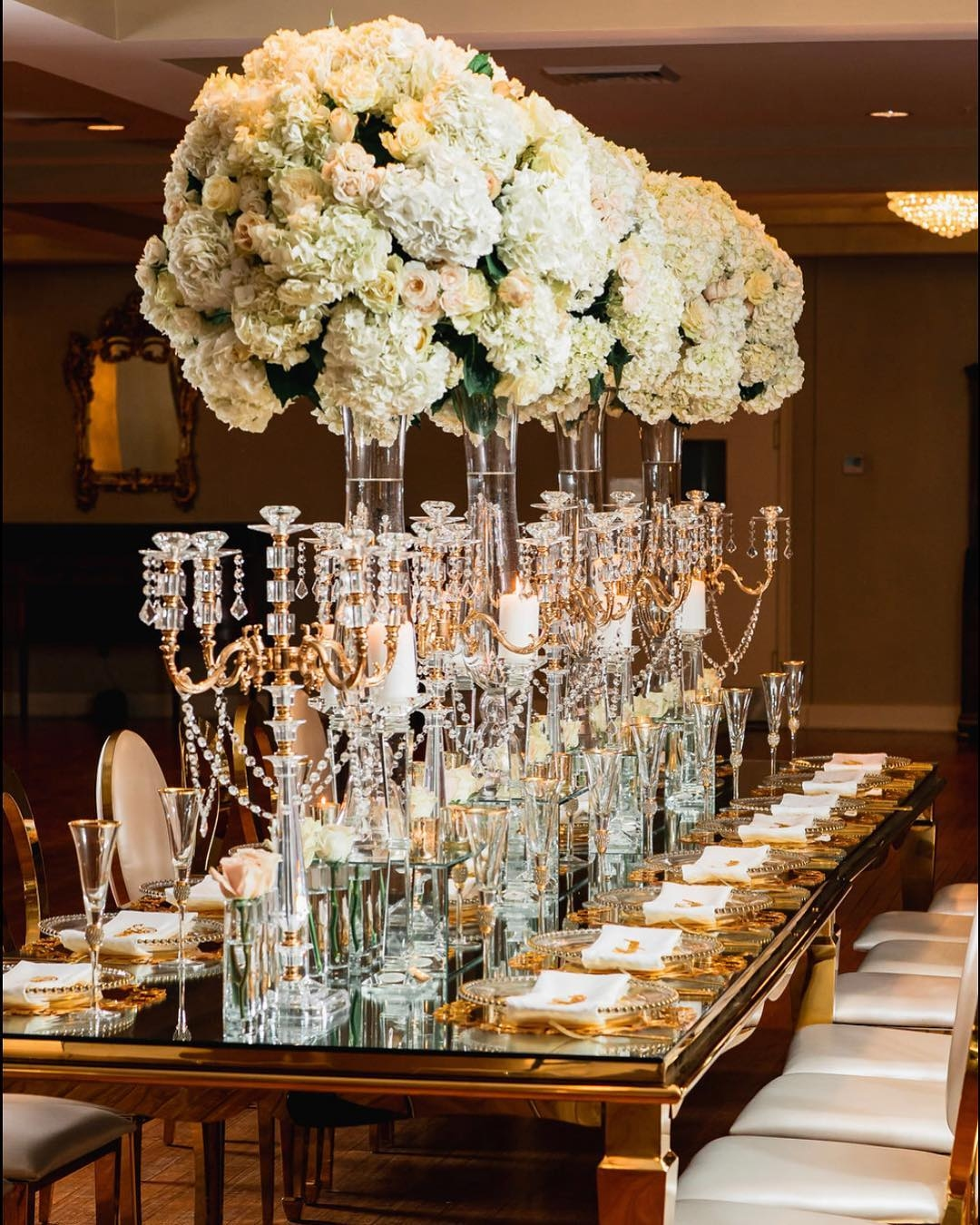 Sweet Luxury Events Floral Decor Design and Venue Styling AL