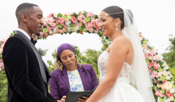 Book Event Celebrant Minister and Wedding Officiant