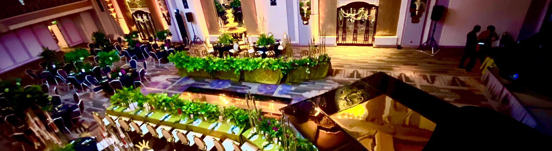 African Themed Event and Wedding Venue Decoration