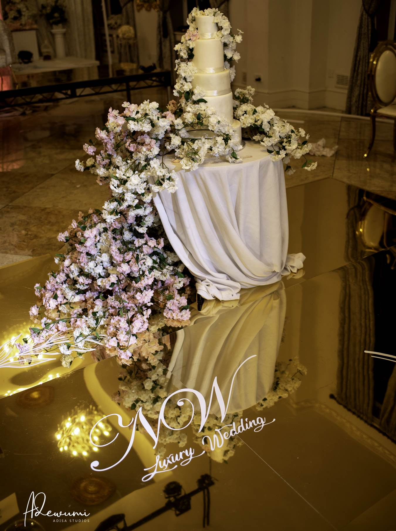 Foreps Decor Events Styling and Wedding Decorator - Black Owned Venue Decorator London and Manchester