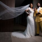 Dr Bryan and Sequince Sackey's Black Love Story - Ghanaian American Intimate Wedding