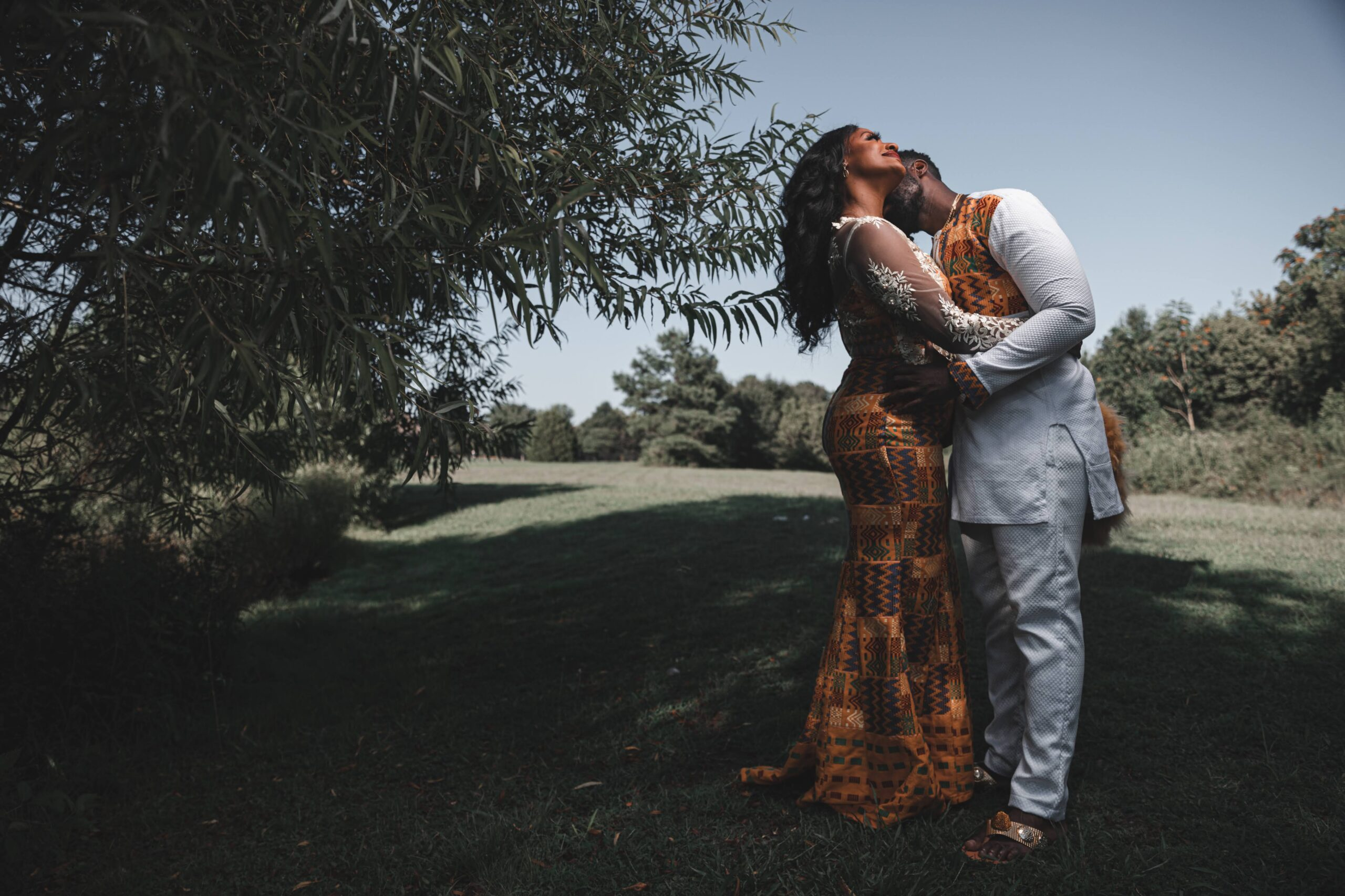 Dr Bryan and Sequince Sackey's Black Love Story - Ghanaian Traditional Wedding