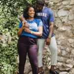 Dr Bryan and Sequince Sackey's Black Love Story #DoubleDoseOfSackey