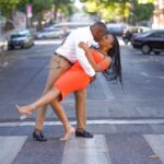 Esther and Gaety Beautiful Destination Proposal in Portugal